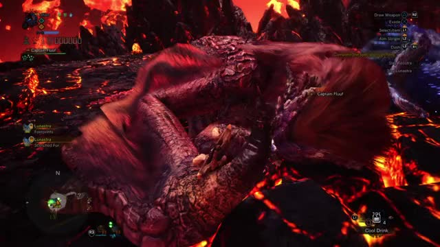 Watch Pls Dont Wake GIF by @thubnub on Gfycat. Discover more mhw GIFs on Gfycat