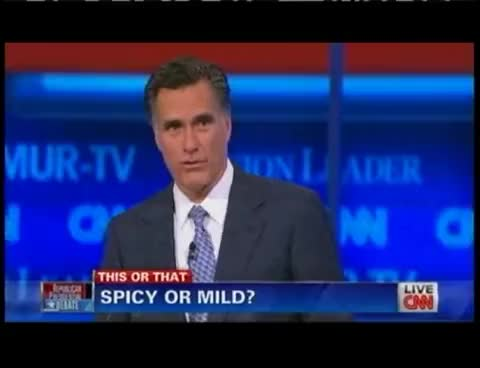 Watch fake romney laugh GIF on Gfycat. Discover more fraud, mormon, obamneycare, romney GIFs on Gfycat