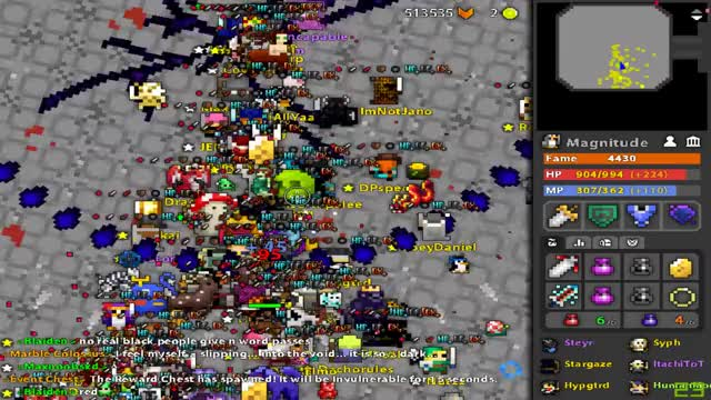 Watch Dominion Armor [Knight PPE] GIF by Magnitude (@magnitude) on Gfycat. Discover more rotmg GIFs on Gfycat