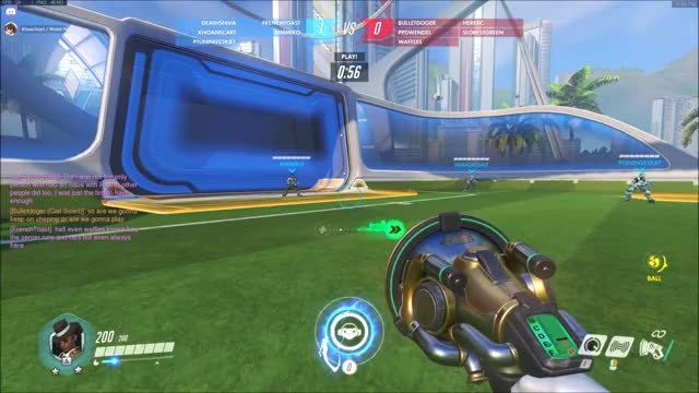 Watch and share Lucioball GIFs and Overwatch GIFs by DeathShiva on Gfycat