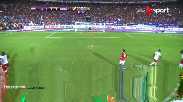 Watch أهداف مباراة مصر 2 - 1 الكونغو | تعليق مدحت شلبي - تصفيات كأس العالم روسيا 2018 GIF on Gfycat. Discover more 2018 GIFs on Gfycat