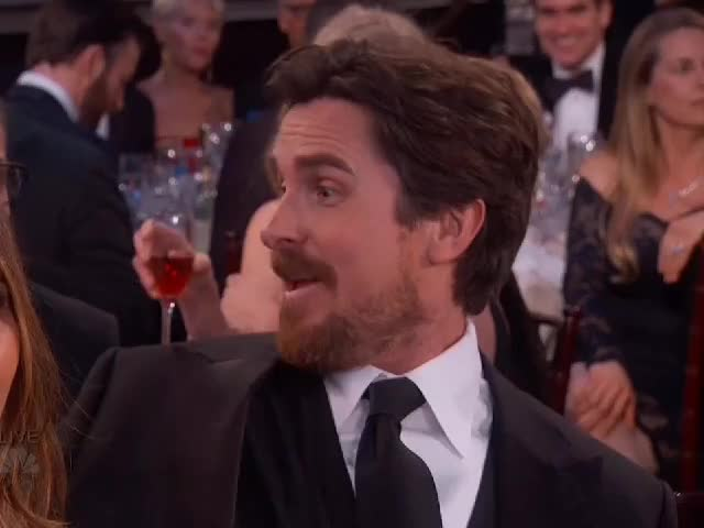 Watch and share Christian Bale GIFs and Applause GIFs by Marika Tachibana on Gfycat
