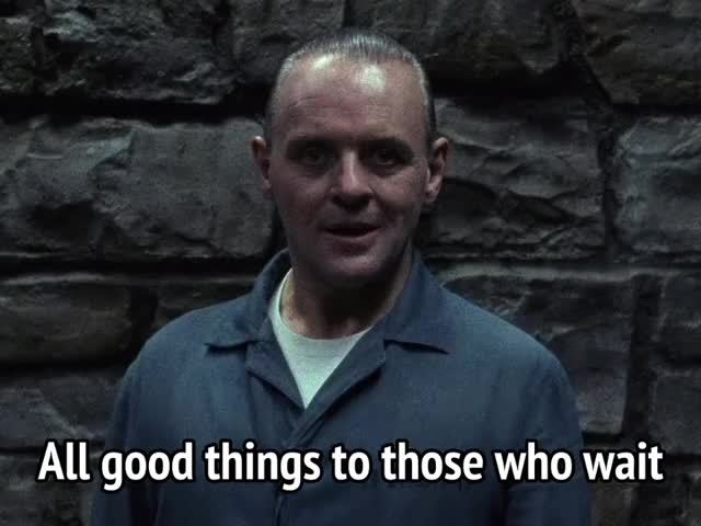 Watch and share Anthony Hopkins GIFs and Hannibal Lecter GIFs by MikeyMo on Gfycat