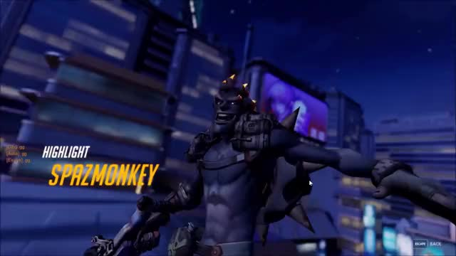 Watch and share Highlight GIFs and Overwatch GIFs by spazmonkey777 on Gfycat