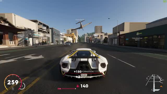 Watch and share The Crew 2 - Suddenly, A Friend GIFs on Gfycat