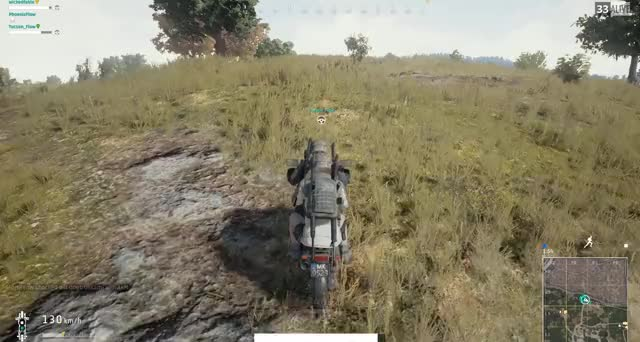 Watch Tactical roll into wheelie GIF by @wickedfable on Gfycat. Discover more PUBattlegrounds GIFs on Gfycat