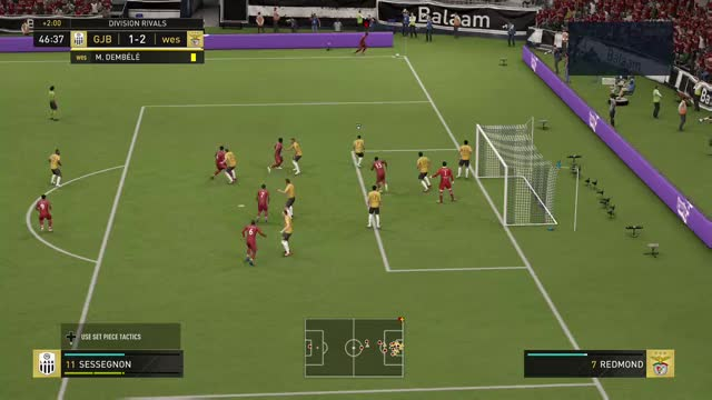 Watch this trending GIF by Gamer DVR (@xboxdvr) on Gfycat. Discover more FIFA19, Koo Balaam, xbox, xbox dvr, xbox one GIFs on Gfycat