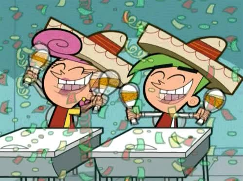 Watch and share Fairly Oddparents GIFs and Mexican Holiday GIFs by Reactions on Gfycat
