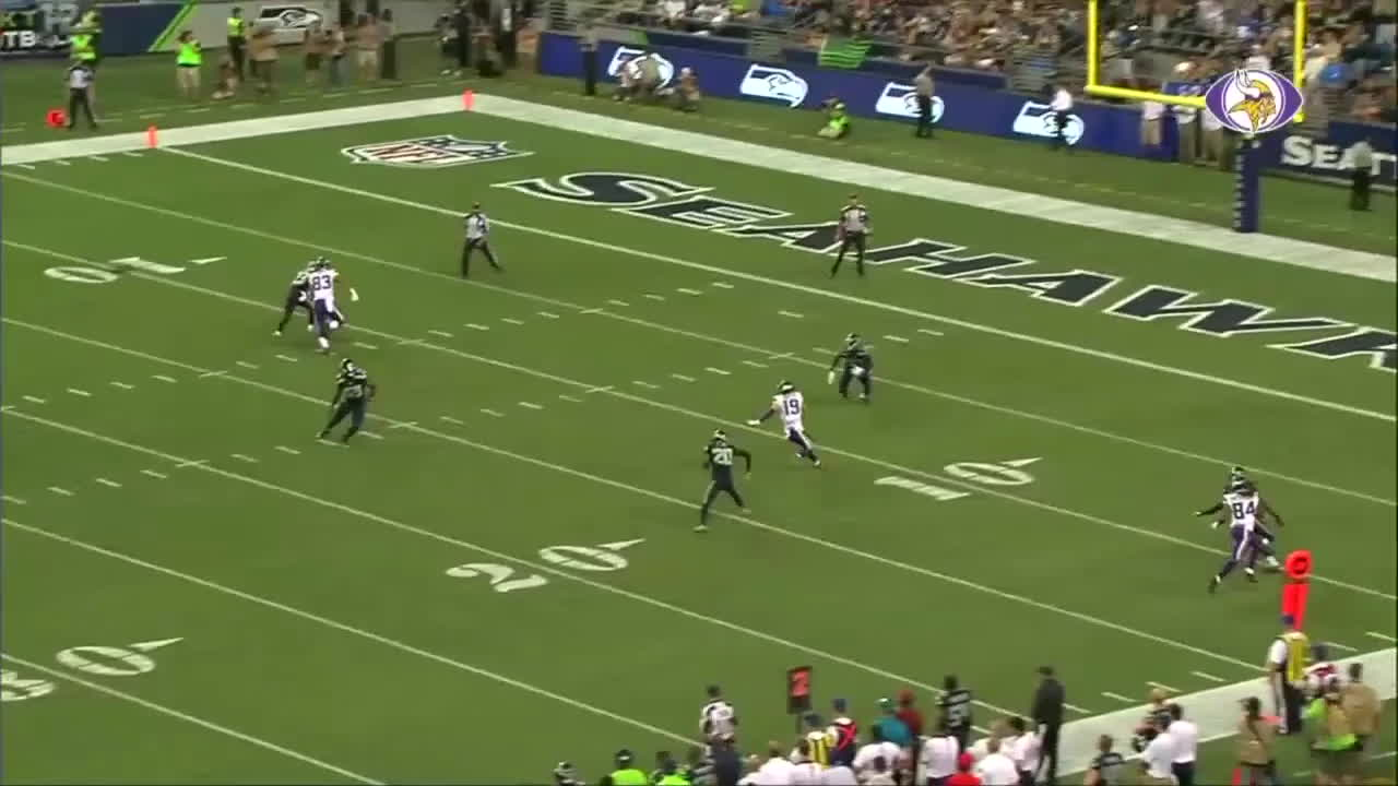 minnesotavikings, Thielen Comes Down With It In Traffic GIFs