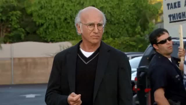 Watch and share Larry David GIFs and Confused GIFs on Gfycat