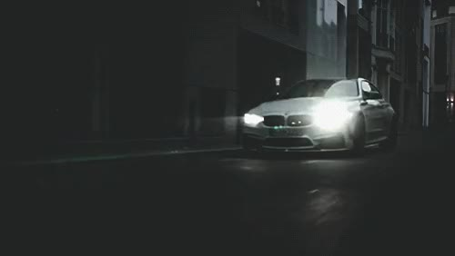 Watch and share I Love This GIF. BMW M4 Rolling Down The Street ???? GIFs on Gfycat