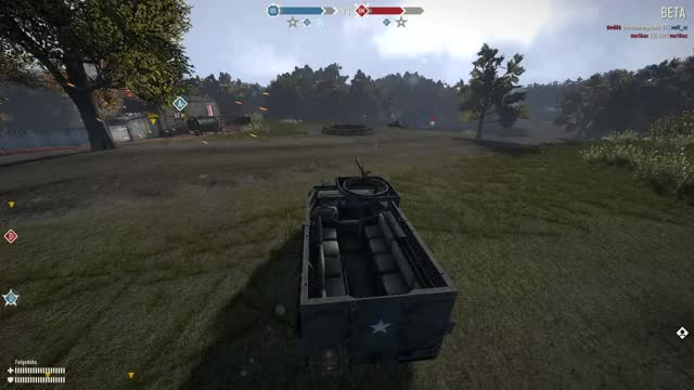 Watch and share APC Versus Very Light Tank GIFs on Gfycat