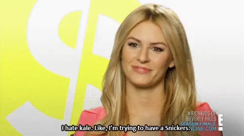 Watch this GIF on Gfycat. Discover more E!, Fabuluxe, Kale, Morgan, Morgan Stewart, Rich Kids, Rich Kids of Beverly Hills, gif, quote, reality, reality television, reality tv, television, tv, tv quote, tv show GIFs on Gfycat