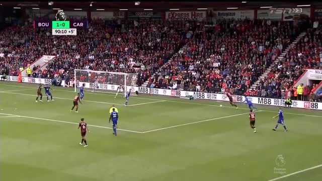 Watch Streamja - Simple video sharing GIF on Gfycat. Discover more AFC Bournemouth, soccer GIFs on Gfycat