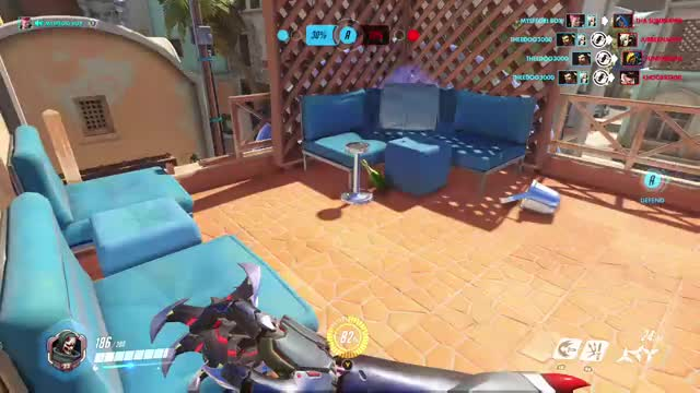 Watch Haarst OverwatchOriginsEdition 20190318 00-13-45 GIF by @haarst on Gfycat. Discover more overwatch GIFs on Gfycat