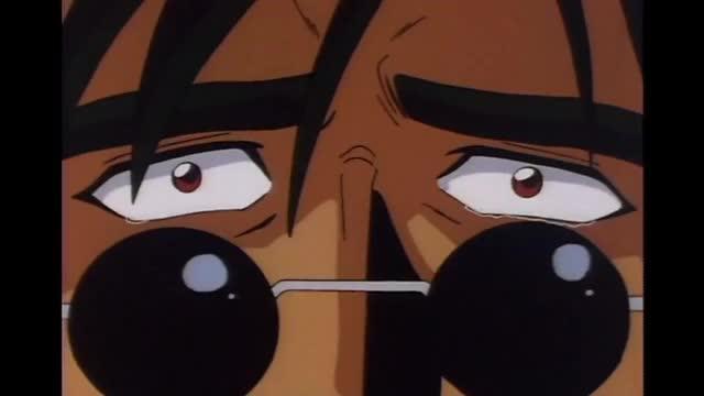 Watch and share Devil Gundam Explosive Spores GIFs by AzureBeast on Gfycat