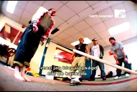 Watch Dirty Sanchez - Dan Joyce GIF on Gfycat. Discover more related GIFs on Gfycat