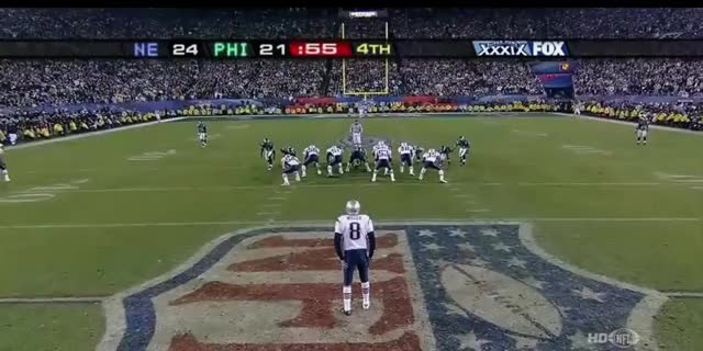 Watch and share Eagles Vs Patriots GIFs and Superbowl Xxxix GIFs by casimir_iii on Gfycat