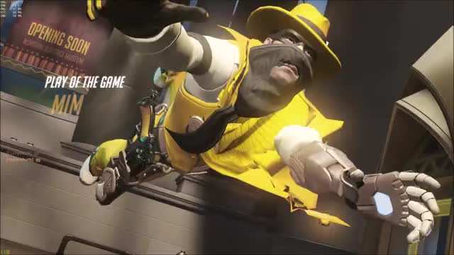 Watch and share Overwatch GIFs by mimtiller on Gfycat