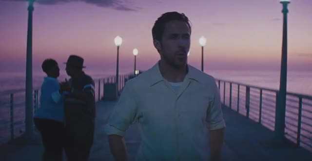 Watch and share Ryan Gosling GIFs by La La Land on Gfycat