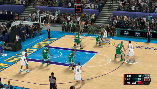 Watch and share 2k11 Thorton Contact Layup GIFs by Taddis on Gfycat
