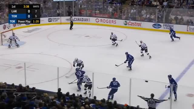 Watch and share Toronto Maple Leafs GIFs and Los Angeles Kings GIFs by Beep Boop on Gfycat