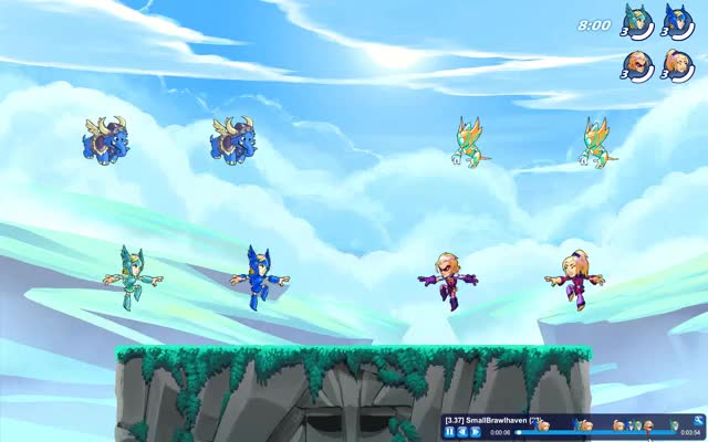 Watch and share Brawlhalla GIFs by Zuk on Gfycat