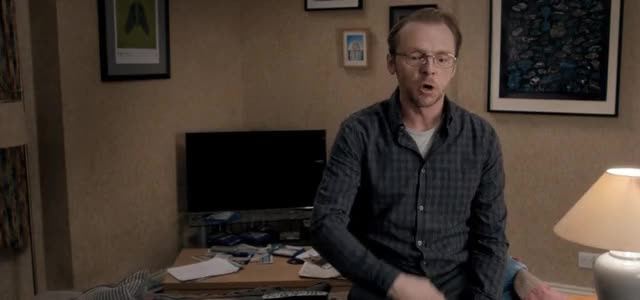Watch and share Simon Pegg GIFs by coolandaverageguy on Gfycat