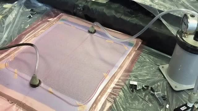 Watch Vacuum Resin Infusion GIF on Gfycat. Discover more engineeringporn, oddlysatisfying GIFs on Gfycat
