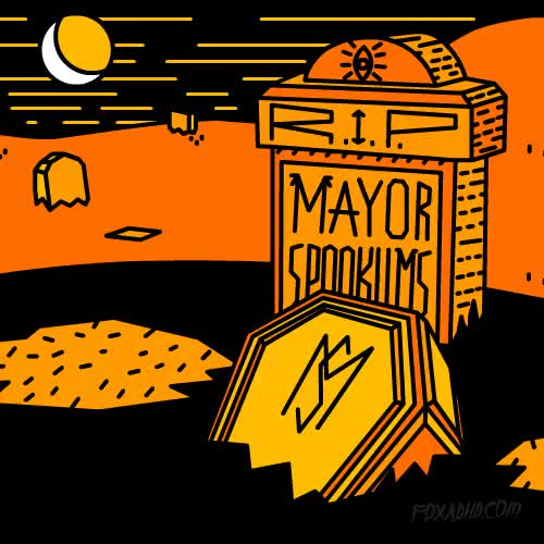 Watch and share Mayor Spookums GIFs and Jeremy Sengly GIFs on Gfycat