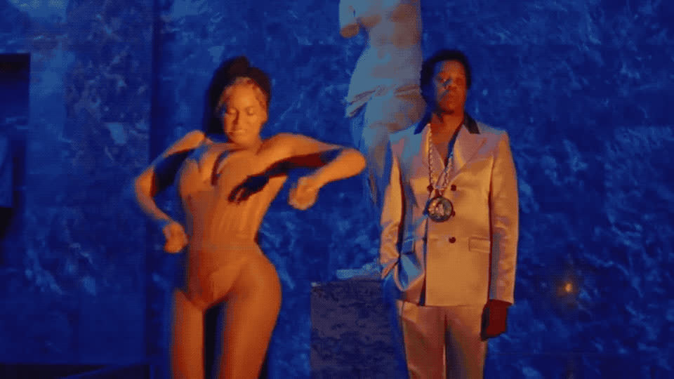 album, apes**t, beyonce, carters, jay, jay z, knowless, lisa, louvre, mona, museum, new, paris, serious, shit, song, together, wait, waiting, z, APES**T - The Carters GIFs