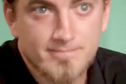 Watch and share Rhett's Upper Lip GIFs and Rhett Mclaughlin GIFs on Gfycat