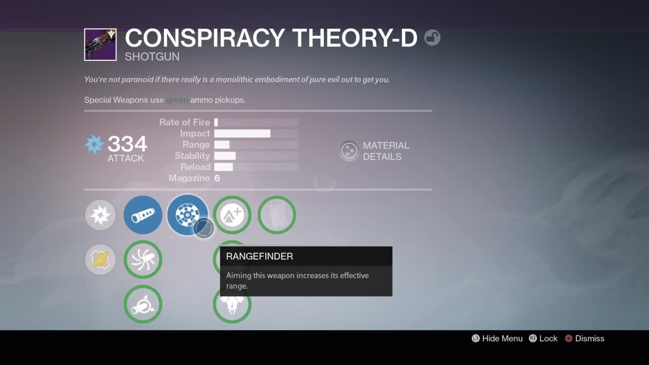destinythegame, An Exotic as a participation award? GIFs