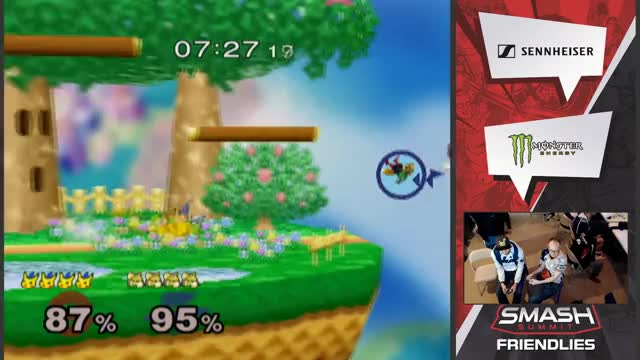 mew2king vs axe friendlies