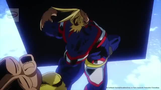 Watch and share My Hero Academia GIFs and Two Heroes GIFs by bluethegoat on Gfycat