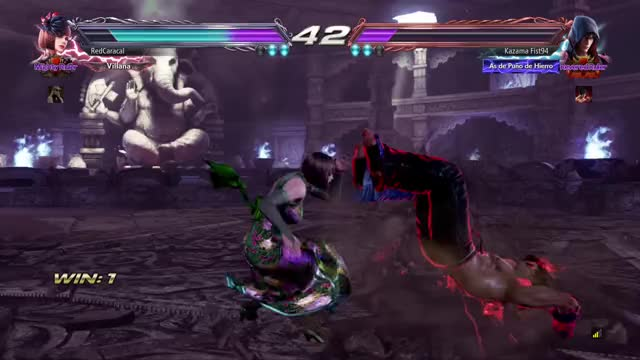 RedCaracal, Tekken7, gamer dvr GIF by Gamer DVR (@xboxdvr