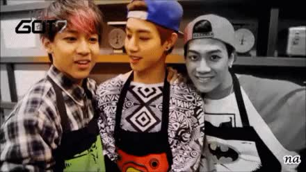 Watch BambamGot7 GIF on Gfycat. Discover more bambam, gif, got7, mark, markbam GIFs on Gfycat