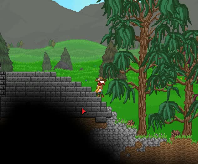 Watch Starbound Grappling Hook Jump Trick GIF by @xaliber on Gfycat. Discover more starbound, tricking GIFs on Gfycat