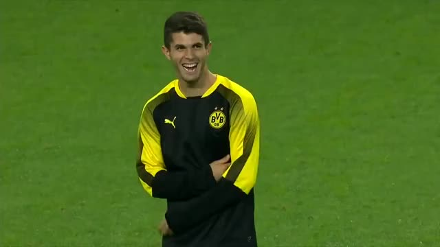 Watch this trending GIF on Gfycat. Discover more christian pulisic, cristiano ronaldo, soccer GIFs on Gfycat