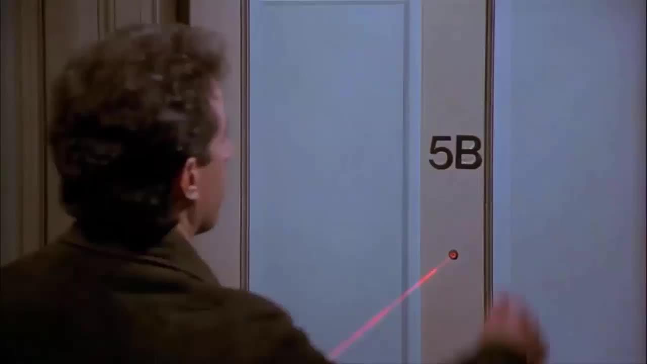 jerry seinfeld, kramer, michael richards, seinfeld, Red Planet Seinfeld GIFs