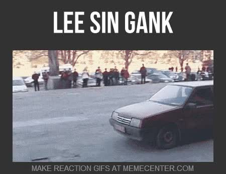 Watch and share Leesin GIFs on Gfycat