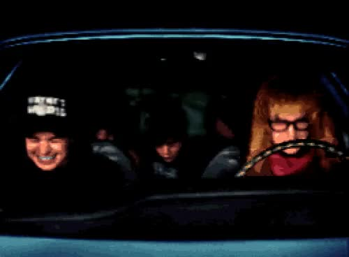 Watch and share Best Gif Ever GIFs and Wayne's World GIFs on Gfycat