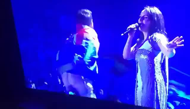 Watch Culo Eurovision 2017 GIF on Gfycat. Discover more related GIFs on Gfycat