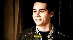 Watch and share Stiles Stilinski GIFs and Melissa Mccall GIFs on Gfycat