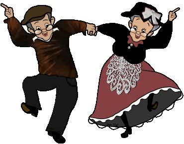 Watch and share DancingGrannyGramps animated stickers on Gfycat