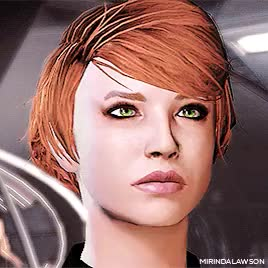Watch and share Kelly Chambers GIFs and Mass Effect 2 GIFs on Gfycat