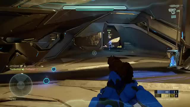 Watch sometimes you just have to go for it GIF by Xbox DVR (@xboxdvr) on Gfycat. Discover more Halo5Guardians, Raw Temptation, xbox, xbox dvr, xbox one GIFs on Gfycat