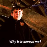 Watch and share Why Always Me Photo: Why Is It Always Me? E594f4aa.gif GIFs on Gfycat