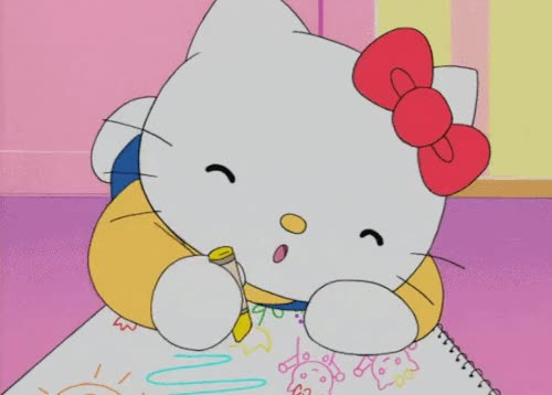 Watch kitty hello GIF on Gfycat. Discover more hello, kitty GIFs on Gfycat