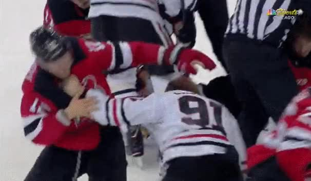 Watch and share Fighting GIFs and Hockey GIFs on Gfycat